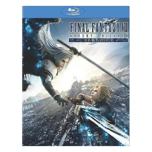Final Fantasy Vii Advent Children Complete Movies Target