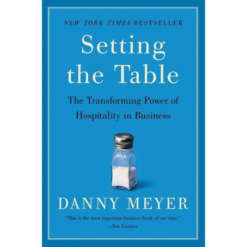 Setting the Table - by  Danny Meyer (Paperback) - image 1 of 1