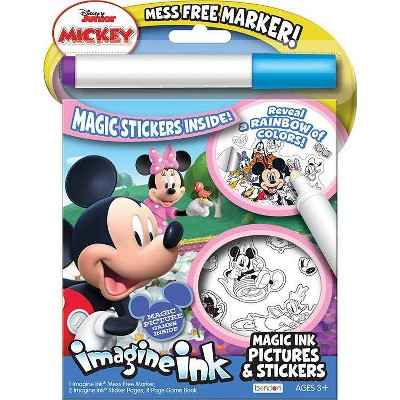 Mickey/Minnie IMagine Ink Easter Stickers