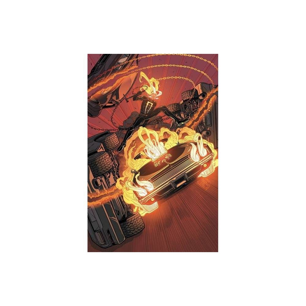 Ghost Rider Robbie Reyes The Complete Collection By Felipe Smith Sebastian Girner Paperback