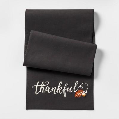 Thankful Table Runner - Threshold™