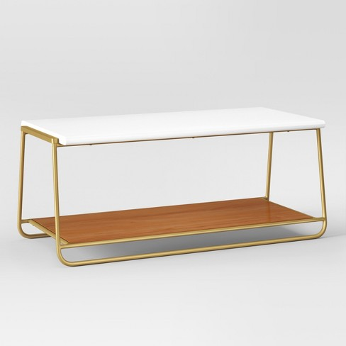 Sayer Coffee Table White Project 62 Target