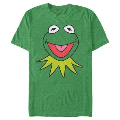 Men's Disney Muppets Kermit Costume Tee T-Shirt