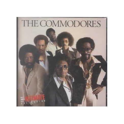 Commodores (The) - Ultimate Collection (CD) - image 1 of 2