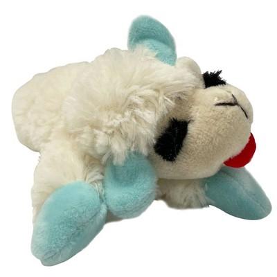 Multipet Lambchop Easter Dog Toy - Blue