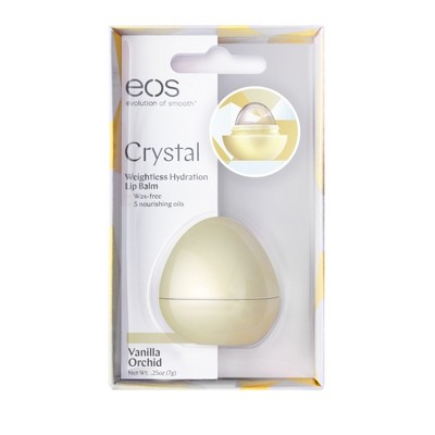 Lip Balm & Chapstick: eos Crystal