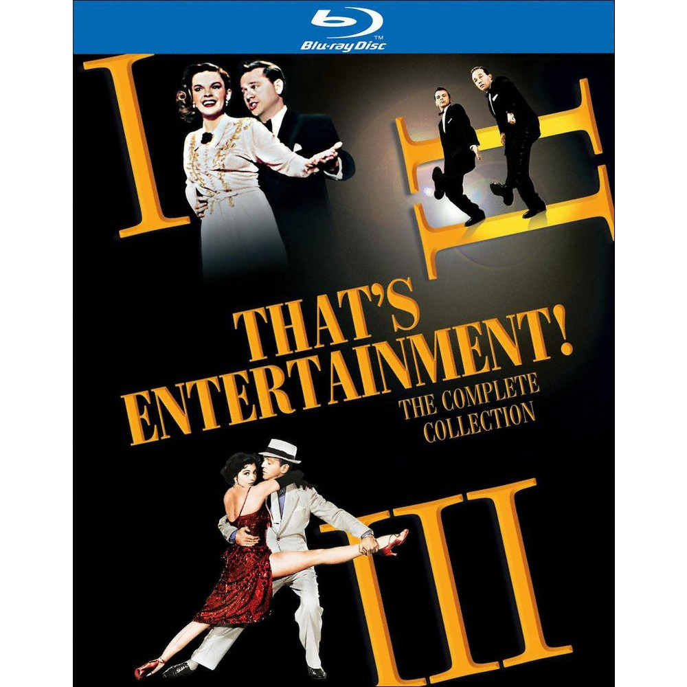 That's Entertainment Trilogy Giftset (Blu-ray)
