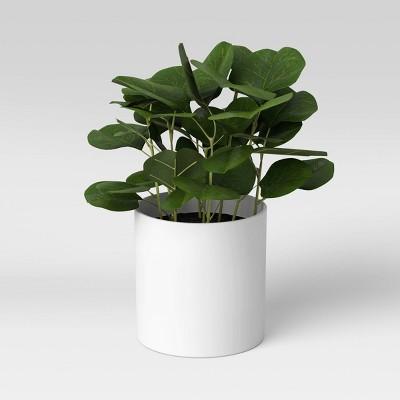 "7.5"" x 8"" Artificial Plant - Threshold™"