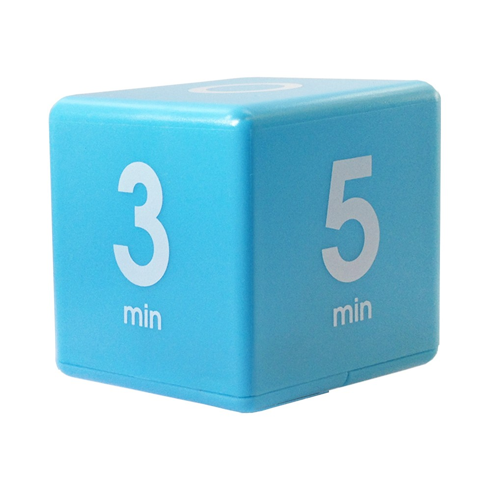 Datexx Time Cube - Blue, Timers