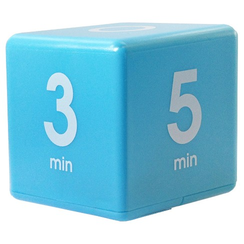 Datexx™ Time Cube - Blue - image 1 of 1