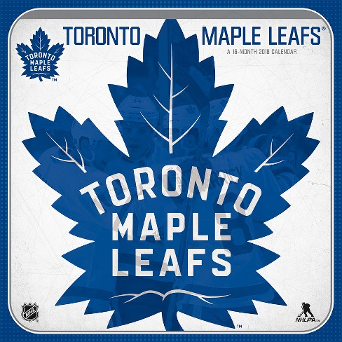 2018 Toronto Maple Leafs Wall Calendar - Trends International - image 1 of 4