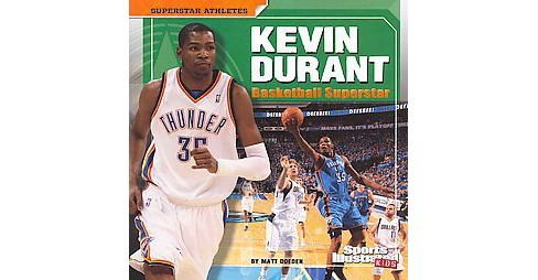 Kevin Durant : Basketball Superstar (Paperback) (Matt Doeden) - image 1 of 1