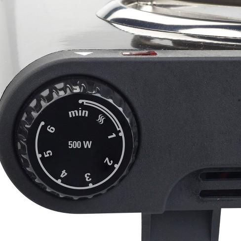 Black Decker Double Burner Portable Buffet Range Db1002b Target