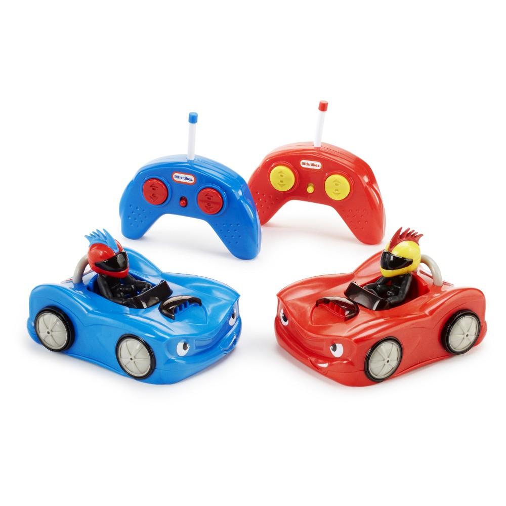 Little Tikes Rc Bumper Cars Set Of 2