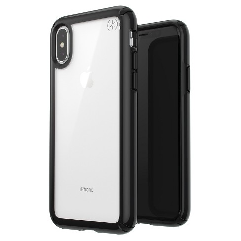 iphone xs clear phone case