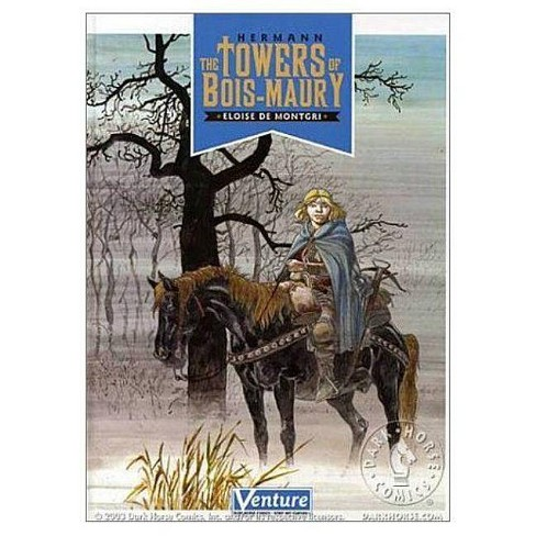 Towers of Bois-Maury Volume 2: Eloise de Montgri - (Hardcover) - image 1 of 1