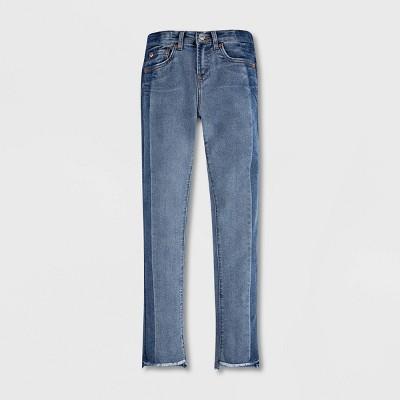 Levi's® Girls' Girlfriend Jeans - Gemini Medium Wash