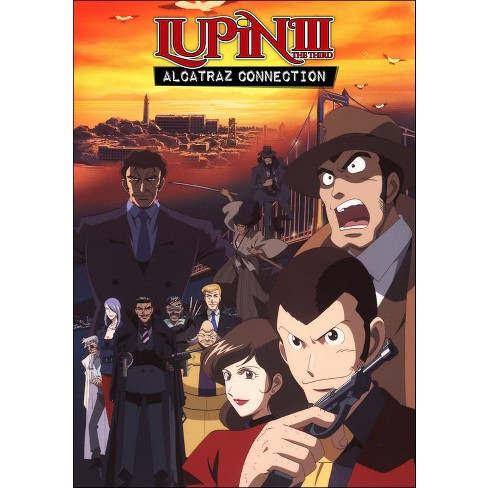 Lupin the 3rd:Alcatraz connection (DVD) : Target