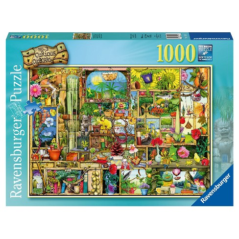 The Gardener's Cupboard 1000pc Puzzle - image 1 of 2