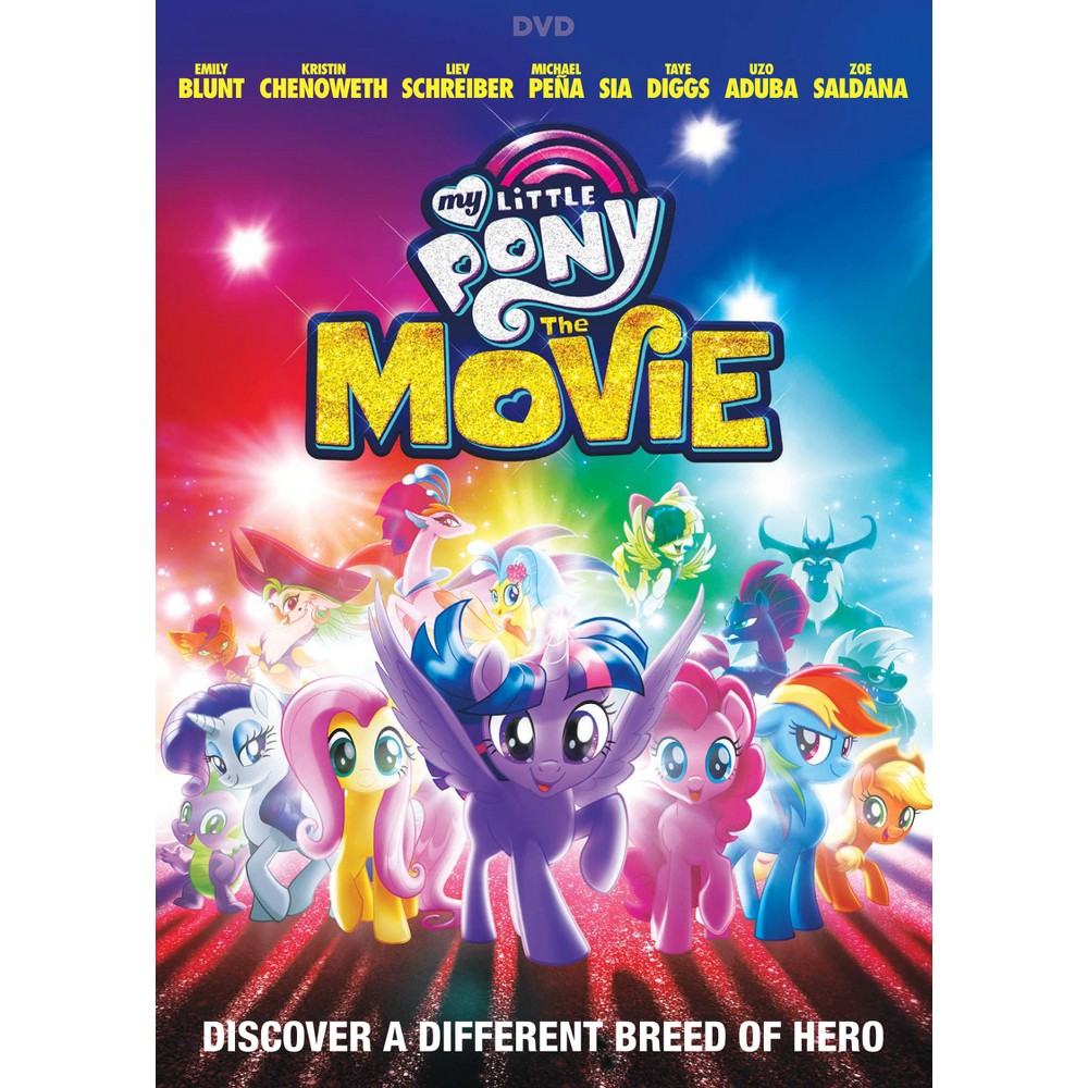 My Little Pony: The Movie (Dvd)