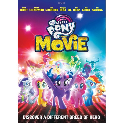 My Little Pony: The Movie (DVD) - image 1 of 1