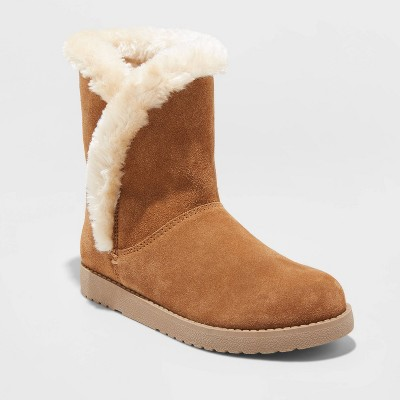womens-daniah-suede-mid-boots---universal-thread by universal-thread