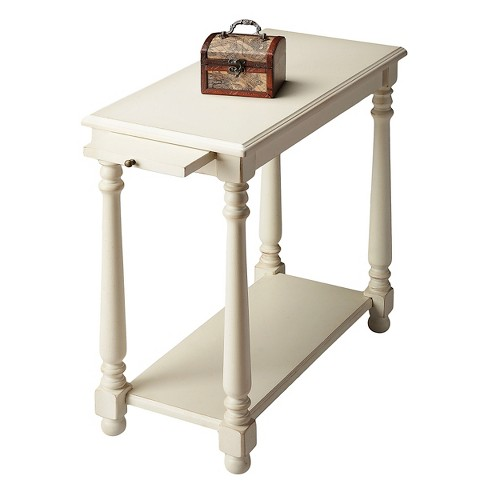 End Table White - Butler Specialty - image 1 of 1