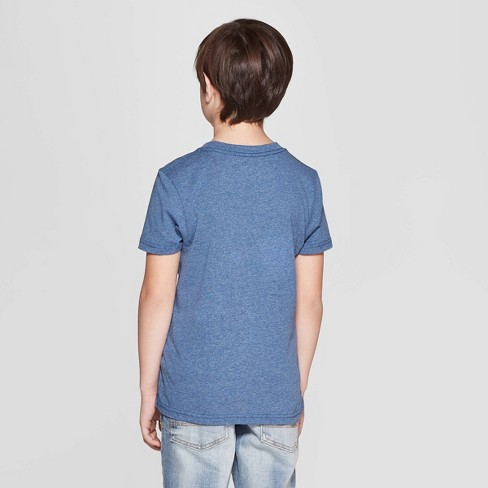 f76a64666 Boys' Five Nights At Freddy's Short Sleeve T-Shirt - Navy Heather ...