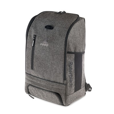 Rollerblade 06R90100394 Urban Multi Sport Commuter Backpack for Inline Skates, Anthracite