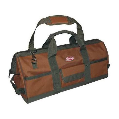 "BUCKET BOSS 60024 Tool Bag,Longboy,16 Pocket,24X10X10, 16 Pockets, 11"" Height - image 1 of 1"