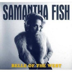 Samantha Fish - Belle of the West (CD)