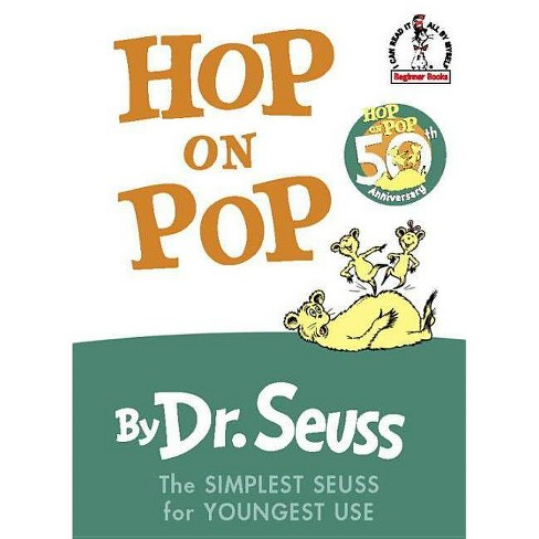 Hop on Pop (Hardcover) By Dr Seuss - image 1 of 1