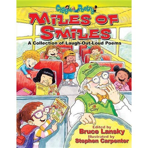 Miles of Smiles - (Giggle Poetry) (Paperback) - image 1 of 1