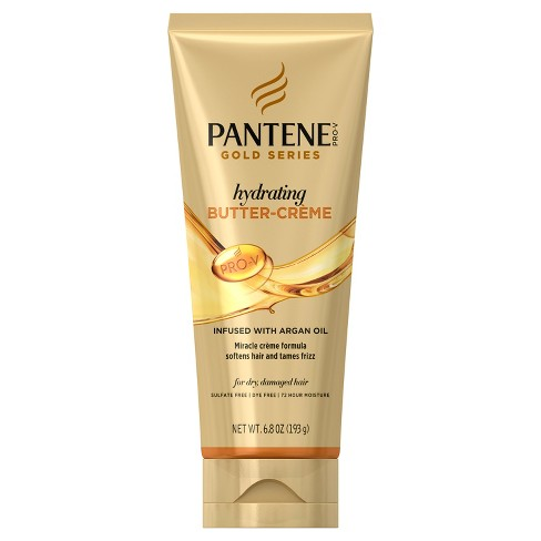 Pantene Gold Series Hydrating Butter Creme - 6.8oz - image 1 of 2