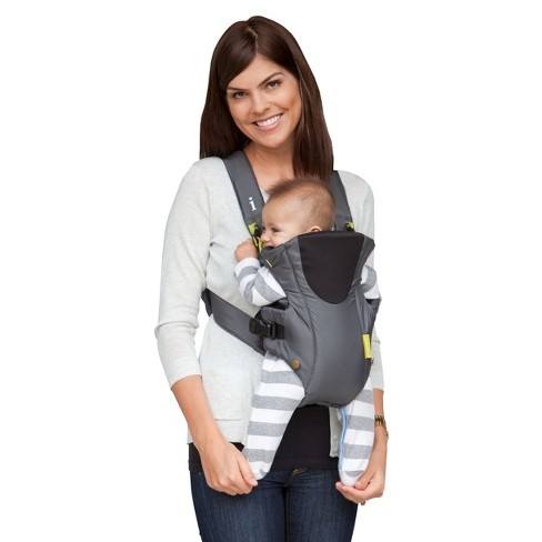 Infantino Breathe Baby Carrier Gray Target