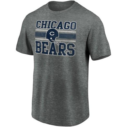 NFL Chicago Bears Men's Short Sleeve Bi-Blend T-Shirt - image 1 of 3