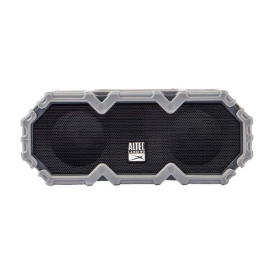 Altec Lansing Life Jacket Jolt Wireless Speaker with Lights - Gray (IMW580L-GG)
