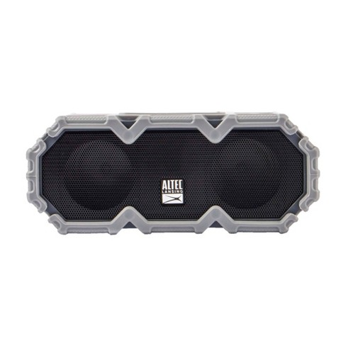 Altec Lansing Life Jacket Jolt Wireless Speaker with Lights - Gray (IMW580L-GG) - image 1 of 4