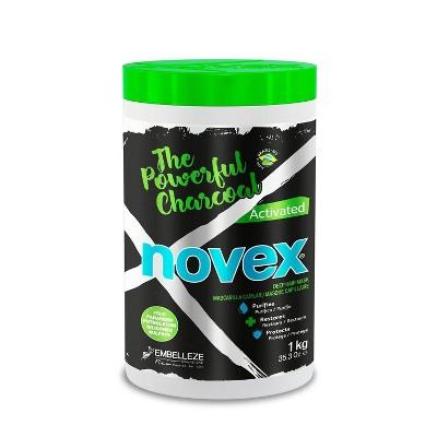 Novex Powerful Charcoal Hair Mask - 35oz