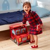 Little Firefighter Fantasy Fields Step Stool - Teamson Kids - image 2 of 4