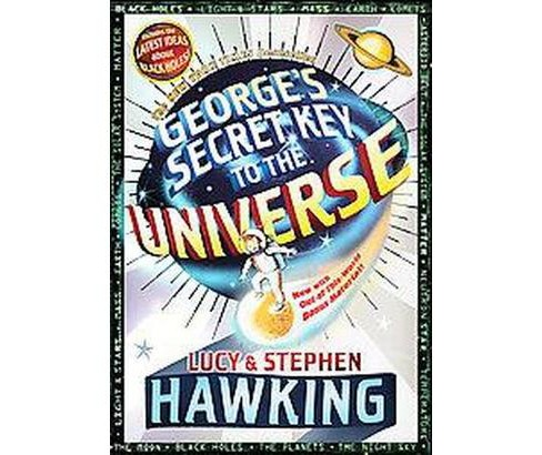 George's Secret Key to the Universe (Reprint) (Paperback) (Lucy Hawking & Stephen W. Hawking & - image 1 of 1