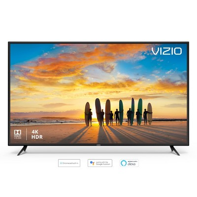 "VIZIO V-Series 60"" Class (59.5"" Diag.)4K HDR Smart TV – Black (V605-G3)"
