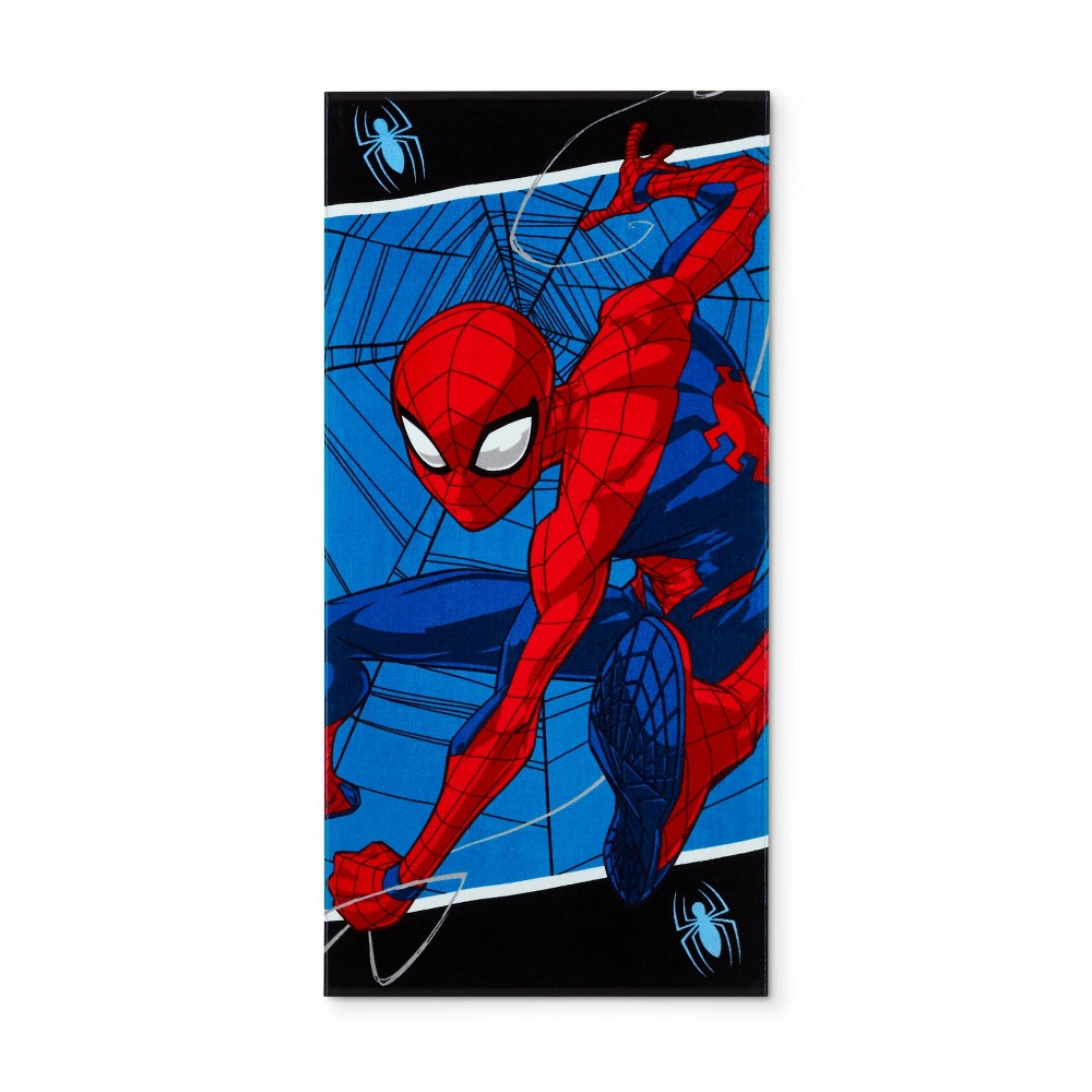 Image of Spider-Man Beach Towel, beach towels