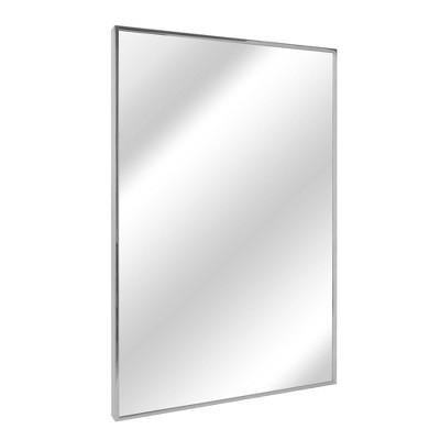 "22"" x 34"" Spectrum Mirror Chrome - Head West"