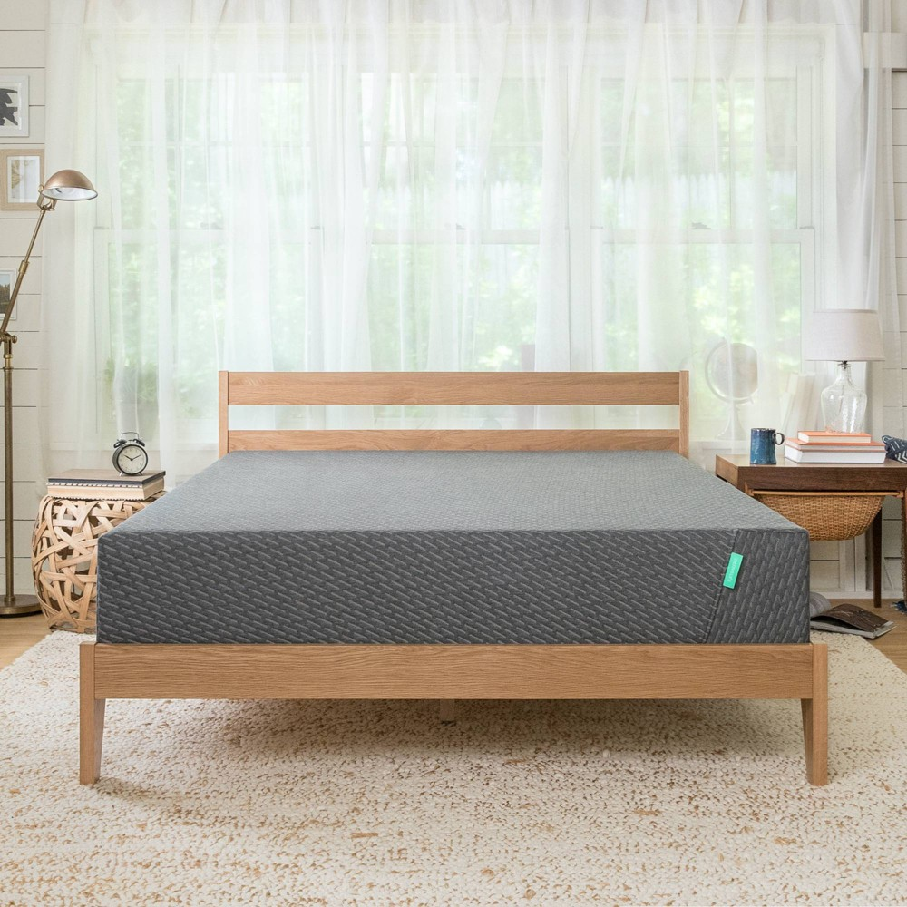 12 34 Mint Memory Foam Mattress With Antimicrobial Protection Tuft 38 Needle King