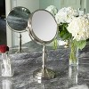 Zadro Two-Sided Swivel Vanity Mirror - 1X & 10X Magnification - image 2 of 3