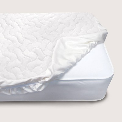 Serta SertaPedic Fitted Crib Mattress Pad