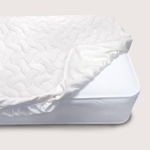 Serta Sertapedic Fitted Crib Mattress Pad Target