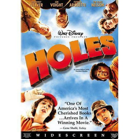 Holes (DVD) - image 1 of 1