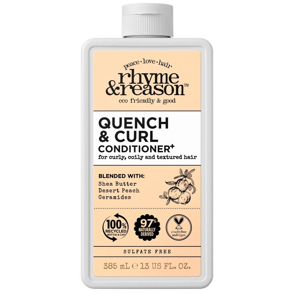 Rhyme 38 Reason Quench 38 Curl Conditioner 13 Fl Oz